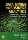Data Mining for Business Analytics - Concepts, Techniques, and Applications in R