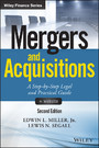 Mergers and Acquisitions - A Step-by-Step Legal and Practical Guide +Website